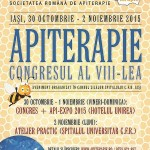 Al VIII- a congres al Societatii Romane de Apiterapie