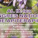 Congresul al IX-lea al Societatii Romane de Apiterapie